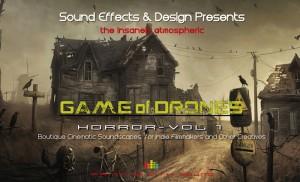 Horror Vol 1 All - Sound FX & Design